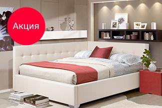 Подари себе комфортный сон с кроватью Зара всего за 590 рублей!