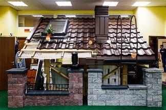 Выбрать, увидеть в 3D и купить готовую крышу за один день: обзор шоу-рума RoyalRoof