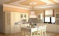 Под каким потолком на кухне комфортнее?