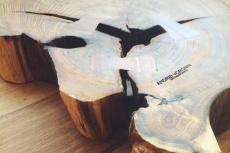 «Однажды за нашу разделочную доску даже подрались» — житель Бреста пошел по стопам прадеда и  создал собственную мастерскую по изготовлению деревянной мебели