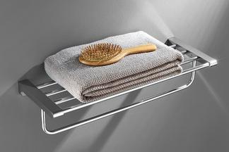 6 причин выбрать аксессуары для ванной комнаты из нержавеющей стали