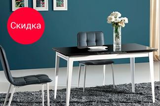 Распродажа кухонных столов в cалоне мебели «ЗОВ торг»
