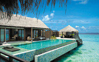 Удивительный Villingli Resort & SPA на Мальдивах