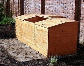Как сделать компостную яму?