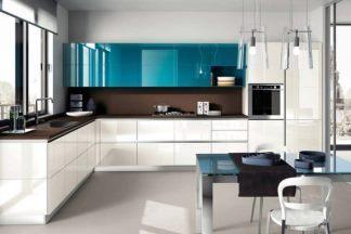 В ритме современного города: как выглядит дизайн кухни в стиле модерн