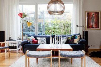 Дом в Мальме с классическим шведским интерьером