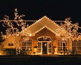Как правильно подобрать освещение к Рождеству и Новому году