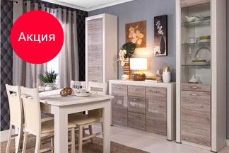 Только до конца месяца в салоне мебели «Уют» при заказе мебели скидка 10% и подъемник FreeFlap Forte в подарок!