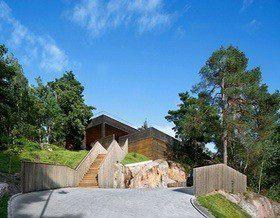 Комфортный дом в Швеции