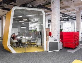 Офис недели: «Яндекс» в Москве