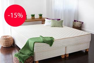 Магазин «Arbooz.by» дарит скидку 15% при покупке матраса «Sonit» серии Grand и Luxury