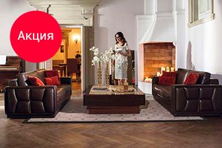 Распродажа экспозиции салона «Мебель KLER»