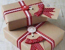 Новогодние подарки: 10 идей с примерами