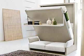 Как сэкономить пространство в квартире