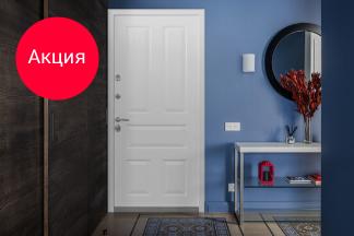 Двери в квартиру: 15 дней от заказа до установки