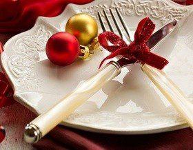 Сервировка новогоднего стола – важный штрих