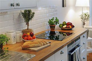 Надеть «фартук»: Подбираем стильные решения для вашей кухни в салоне плитки Terracotta