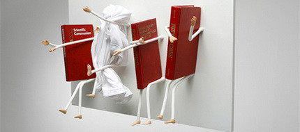 «Книжный» интерьер своими руками!