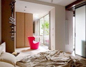 Квартира в стиле Kenzo в Киеве