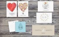 Приглашения на свадьбу: мастерим открытки своими руками