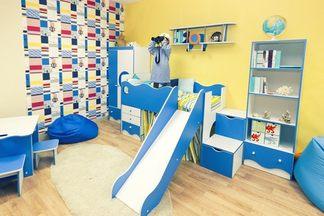 Одна комната на двоих: ищем варианты оформления детской