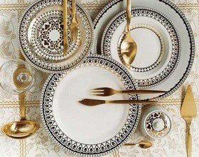 Золотой цвет в новогоднем декоре: 6 идей