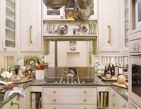 5 вариантов обустройства маленькой кухни