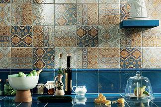 Самые инстаграмные коллекции керамической плитки в салоне «Terra Cotta»
