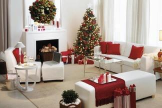 Украшение квартиры к Новому году: детали, которые создают атмосферу