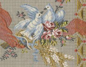 Ткань Madame du Barry появилась в лионском Музее текстиля