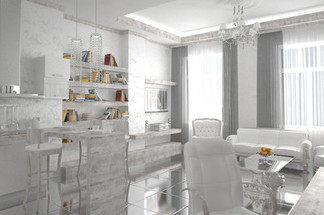 Квартира-студия, или Как можно жить без стен
