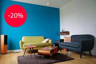 Хорошие объёмы = хорошие скидки! -20% на интерьерные краски 5 и 10 л от Condor в салоне «Ура! Ремонт!»