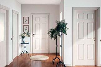 Новые модели входных дверей Staller с панелями Profildoors