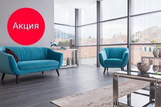 Теплеет – цены на мебель тают в «Виктория Мебель»