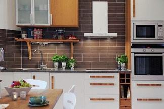 Актуальное решение: как оформить кухню в скандинавском стиле?