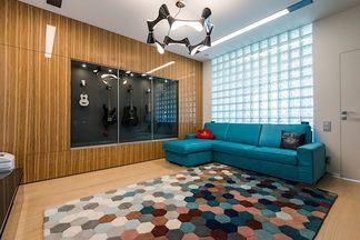 В гостях: как из трехкомнатной квартиры сделать пятикомнатное жилье мечты