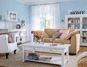Дизайн маленькой гостиной: 3 секрета, 10 примеров