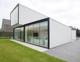 Резиденция в Бельгии