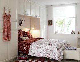 Ниши в спальне: идеи и их воплощение
