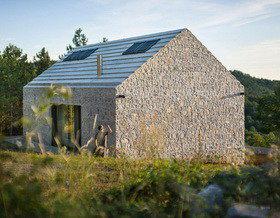 Дом-«матрёшку» построили в Словении