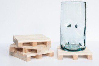 Выходные с пользой: оригинальные деревянные подставки для чашек своими руками