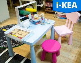 Шоу-рум товаров IKEA в Минске: потрогать, прежде чем купить!