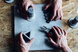 «Бетон — one love». Как два брата развивают необычное для Беларуси направление интерьерных изделий