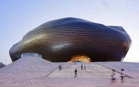 Удивительный музей Ordos в Монголии