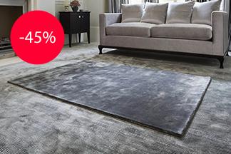 Скидка -45% на индийские ковры ручной работы