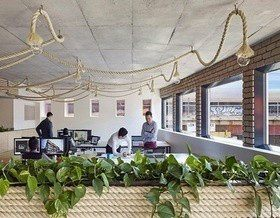 Экологически чистый офис в Австралии