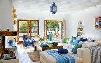 Дом на Ибице в средиземноморском стиле