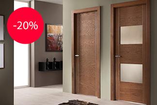 Двери от производителя «Покош» со скидкой -20%!