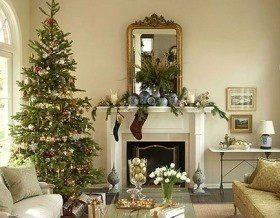 Основные тенденции новогоднего декора