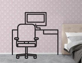 Как организовать рабочее пространство в маленькой квартире?